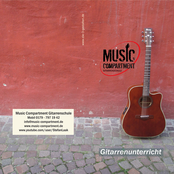 Music Compartment Gitarrenschule